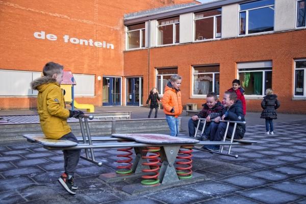 De Fontein Ypenburg.Basisschool Ypenburg Fontein